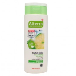 Gel-Douche-Citron Vert-Agave-250 ml-Alterra