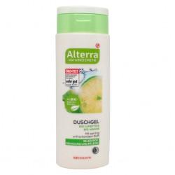 Gel Douche Citron Vert Agave - ALTERRA