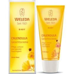 Crème Protectrice Visage Bébé - WELEDA