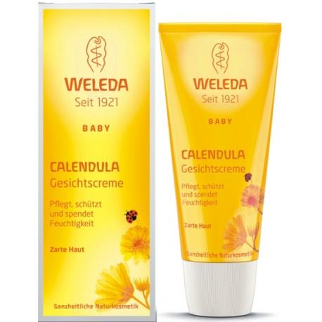 Crème Visage pour Bébé - Weleda