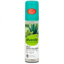 Déodorant Thé Vert Agave - Alverde