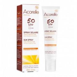Spray Solaire SPF 50 - ACORELLE