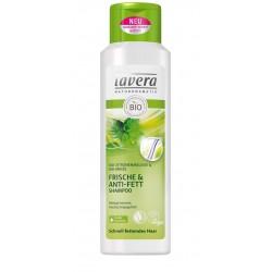 Shampoing Fraîcheur Anti Graisse - LAVERA