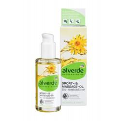 Huile Massage Sport Arnica - ALVERDE