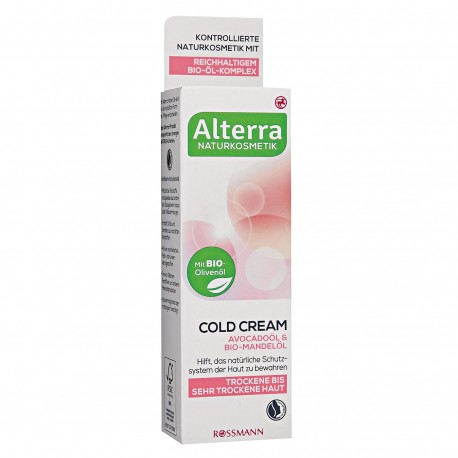 Cold Cream Visage - ALTERRA