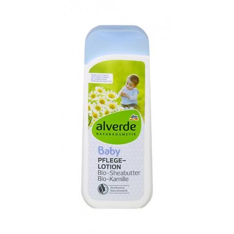 Lotion Hydratante-Bébé-200ml-Alverde