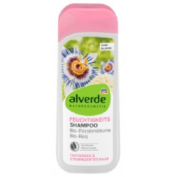 Shampoing Hydratant Passiflore Riz - ALVERDE