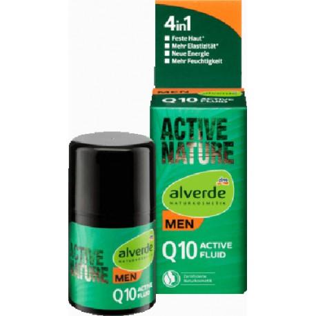 Fluide Actif Hydratant Men - ALVERDE