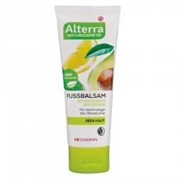 Crème Bio pour les Pieds - ALTERRA