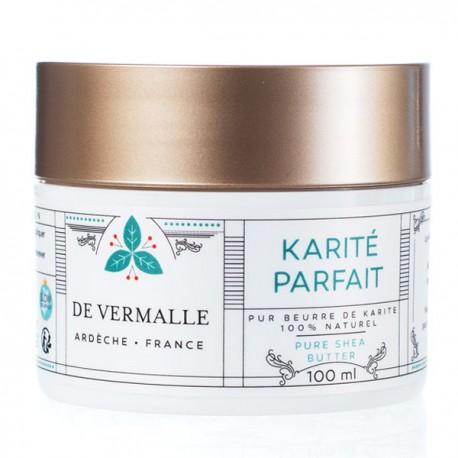 Beurre de Karité Bio - DE VERMALLE