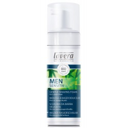 Mousse à Raser MEN SENSITIV - LAVERA