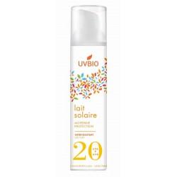 Lait Solaire Protection SPF 20 - UVBIO