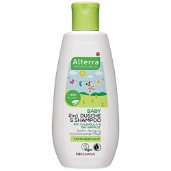 Shampoing Douche Bébé - ALTERRA