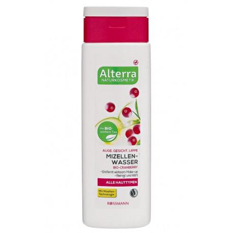 Alterra- Eau Micellaire- 150ml