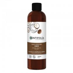 Huile Végétale Bio Coco - CENTIFOLIA