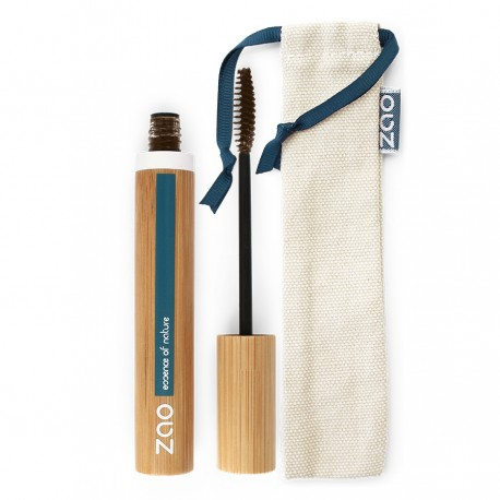 Mascara Volume & Gainage Cacao 086 - ZAO