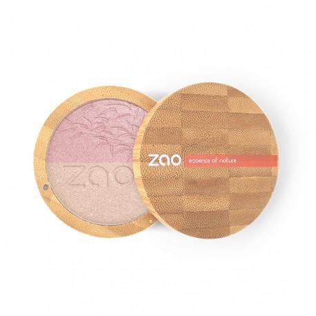 Shine up Powder Duo Enlumineur - ZAO
