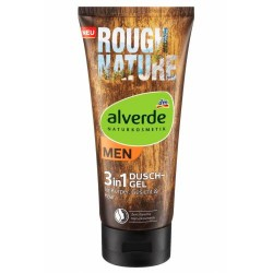 Gel Douche Rough Nature 3 en 1 - ALVERDE