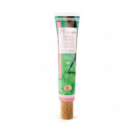 BB Cream Bio & Vegan 761 Medium - ZAO