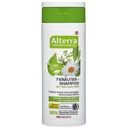 Shampoing Bio Aux Plantes - ALTERRA