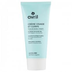 Crème Visage et Corps - AVRIL