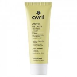 Crème de Jour Bio peaux normales - AVRIL