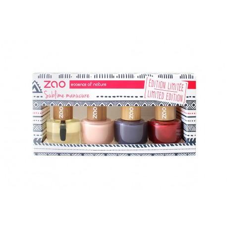 Coffret Sublime Manucure - ZAO