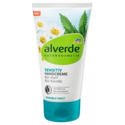 Crème Mains Sensitive Camomille - ALVERDE