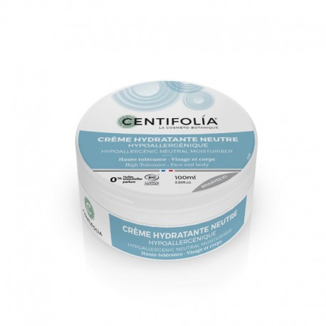 Crème Hydratante Neutre - CENTIFOLIA