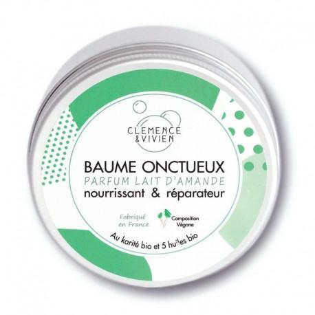 Baume Onctueux Lait d'Amande - CLEMENCE & VIVIEN
