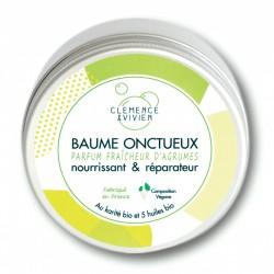 Baume Onctueux Fraicheur d'agrumes - CLEMENCE & VIVIEN