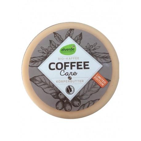 Beurre Corporel Café Karité - ALVERDE