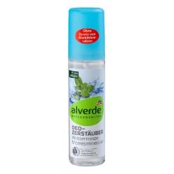 Déodorant Spray Menthe Minéraux Marin - ALVERDE