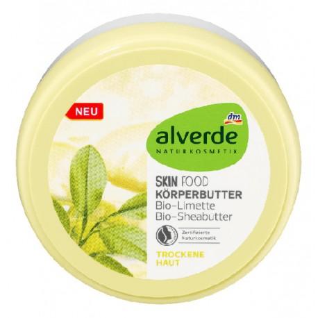 Beurre Corporel Skin Food - ALVERDE