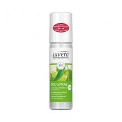 Déodorant Spray Citron Vert & Verveine - LAVERA