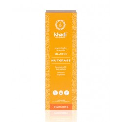 Shampoing Ayurvédique Nutgrass - KHADI