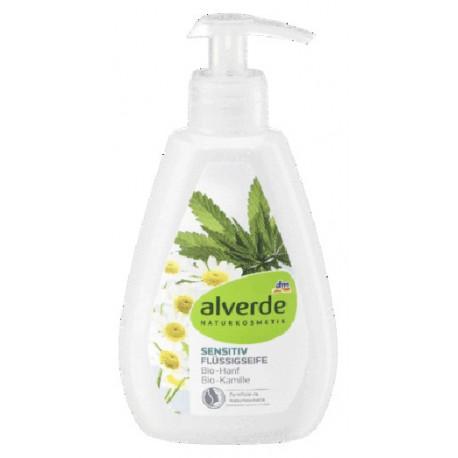Savon Liquide Olive Orange - ALVERDE