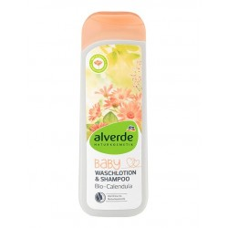 Lotion Lavante & Shampoing Bébé - ALVERDE