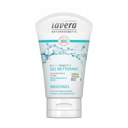 Gel Nettoyant Basis Sensitiv - LAVERA