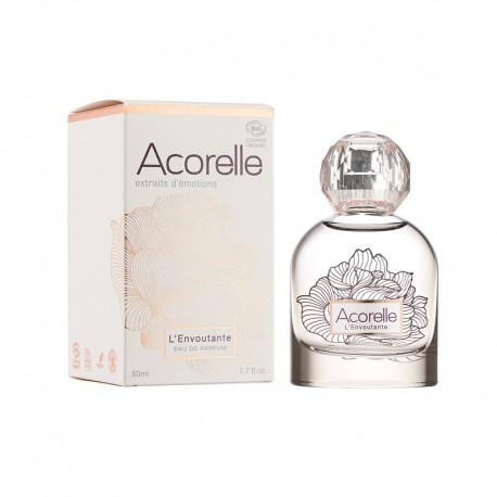 Eau de Parfum Bio L'Envoutante - ACORELLE