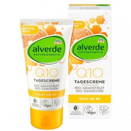 Crème de Jour Q10 - ALVERDE