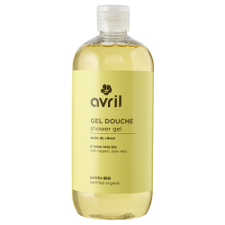 Gel Douche Zeste de Citron - AVRIL