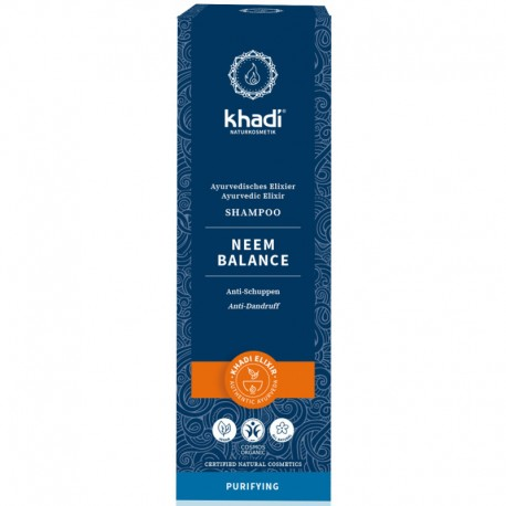 Shampoing Ayurvédique Neem - KHADI