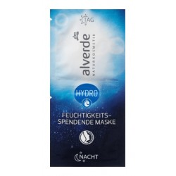 Masque Hydratant de Jour et de Nuit - ALVERDE