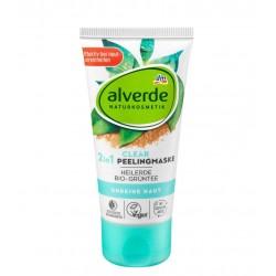 Masque Peeling 2 en 1 Loess - ALVERDE