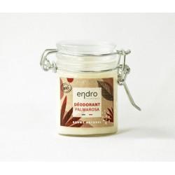 Déodorant Bio Palmarosa - ENDRO