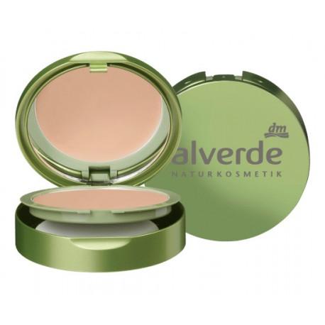 Kompakt Make-Up- 015-soft-beige - ALVERDE