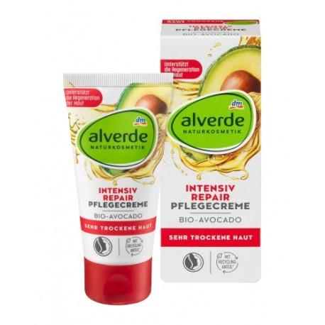 Crème Intensiv Repair Avocat - ALVERDE