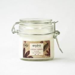 Crème Corps Fleur de Coton - ENDRO
