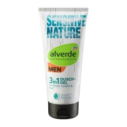 Gel Douche Sensitiv 3 en 1 - ALVERDE
